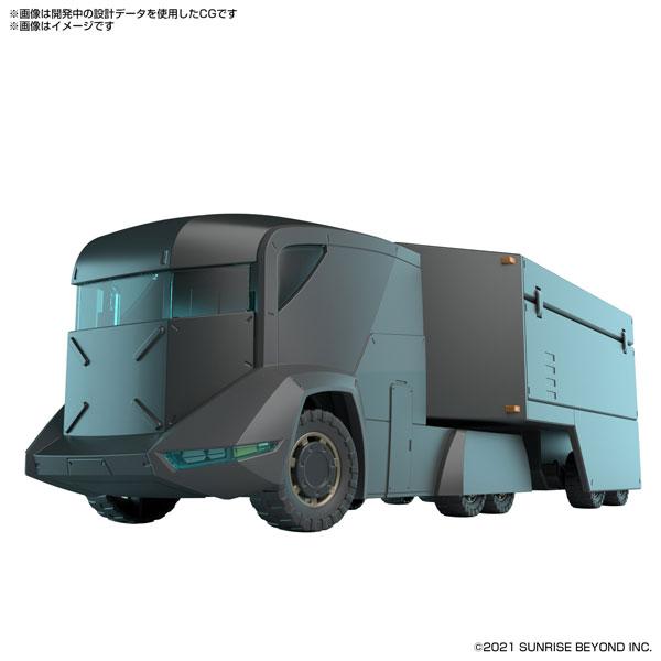 HG 1/72『特大型装甲特殊運搬車(ARMORED SPECIAL CARRIER:ASC)』境界戦機 可動フィギュア