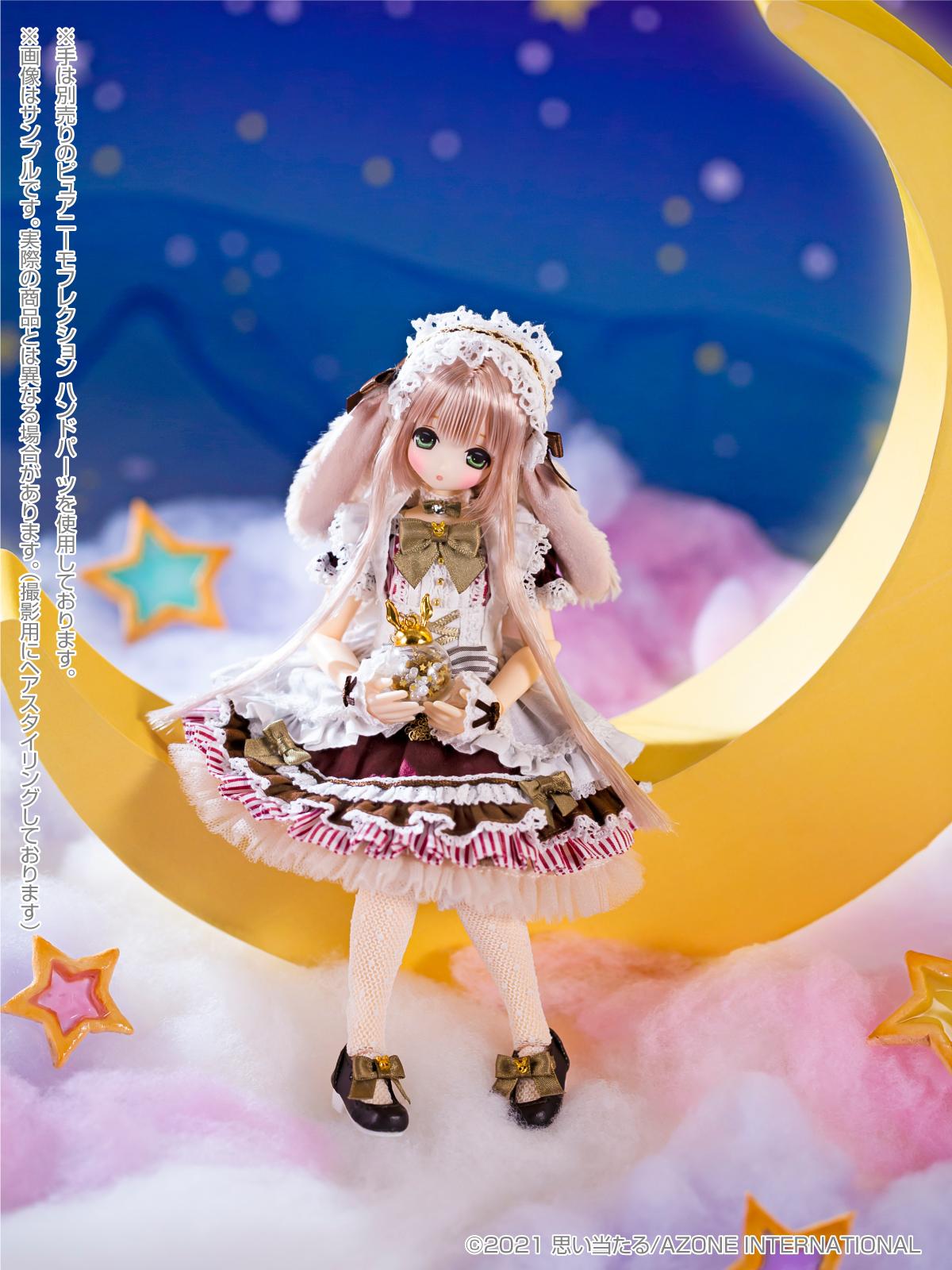 Star Sprinkles『Moon Rabbit Miu/ムーンラビット 月兎 みう』えっくす☆きゅーと 1/6 完成品ドール-003