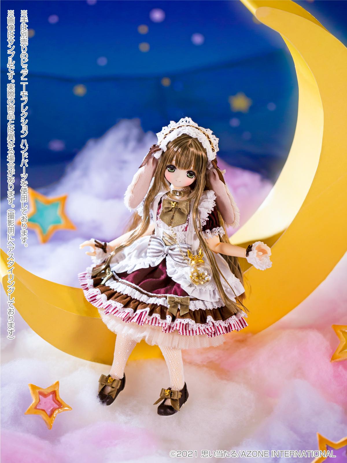 Star Sprinkles『Moon Rabbit Miu/ムーンラビット 月兎 みう』えっくす☆きゅーと 1/6 完成品ドール-012