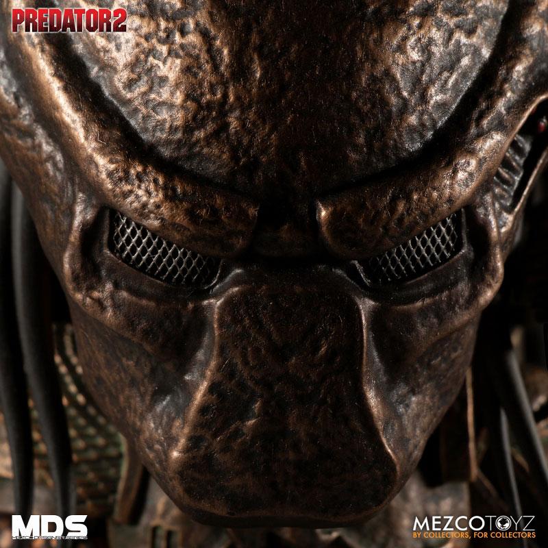 MDS デザイナーシリーズ『シティハンター・プレデター DX』6インチ アクションフィギュア-003