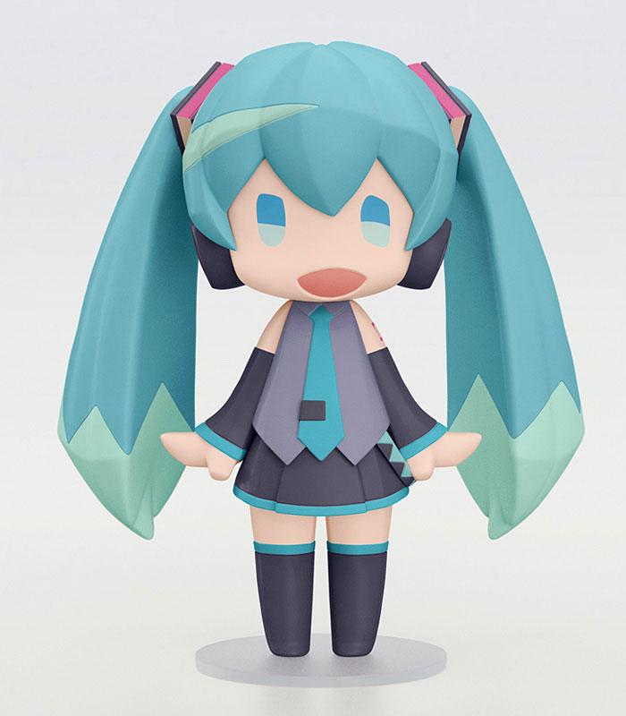 HELLO! GOOD SMILE『初音ミク』キャラクター・ボーカル・シリーズ01 デフォルメ可動フィギュア-001