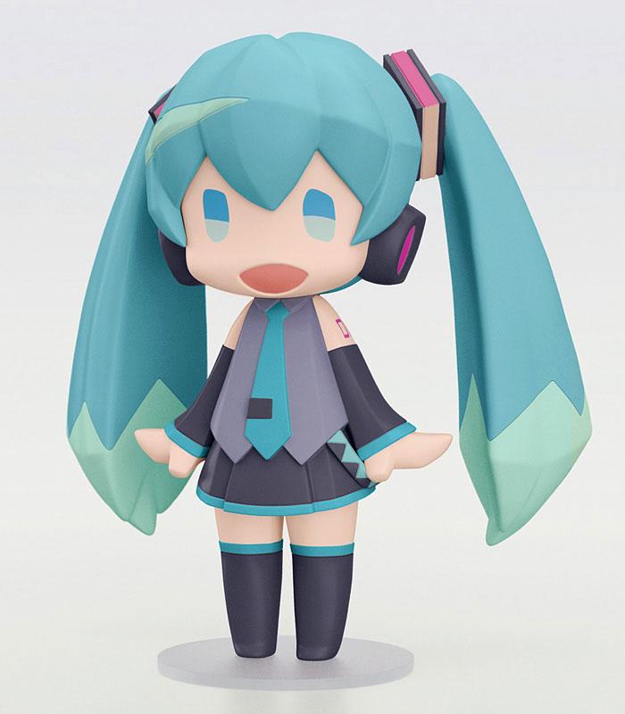 HELLO! GOOD SMILE『初音ミク』キャラクター・ボーカル・シリーズ01 デフォルメ可動フィギュア-003