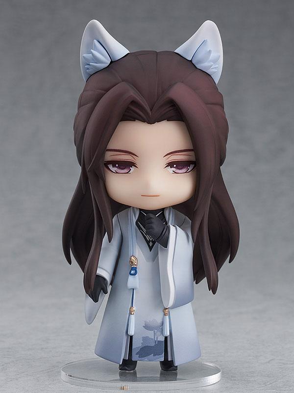 ねんどろいど『シモン 妖狐Ver.』恋とプロデューサー~EVOL×LOVE~ デフォルメ可動フィギュア-001