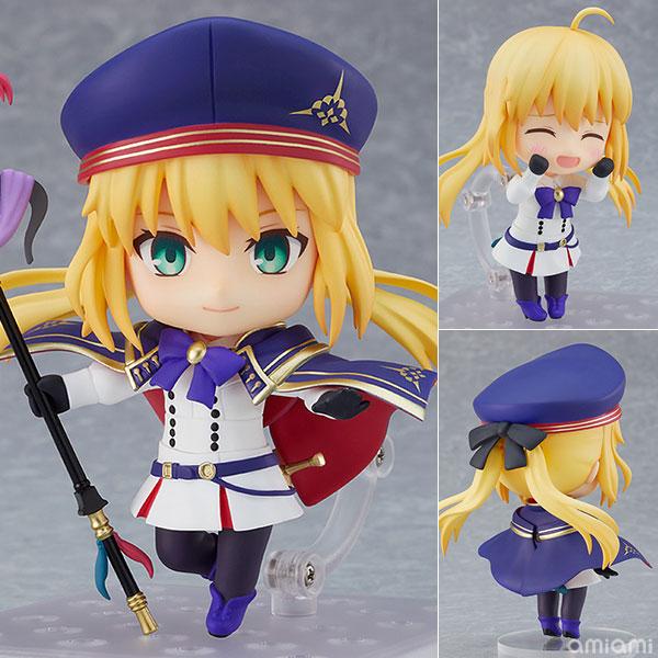 ねんどろいど『キャスター/アルトリア・キャスター』Fate/Grand Order デフォルメ可動フィギュア