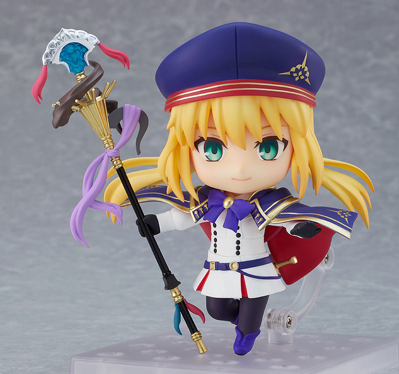 ねんどろいど『キャスター/アルトリア・キャスター』Fate/Grand Order デフォルメ可動フィギュア-001