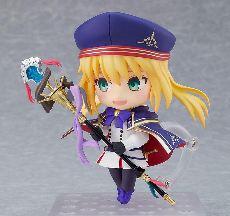 ねんどろいど『キャスター/アルトリア・キャスター』Fate/Grand Order デフォルメ可動フィギュア-002