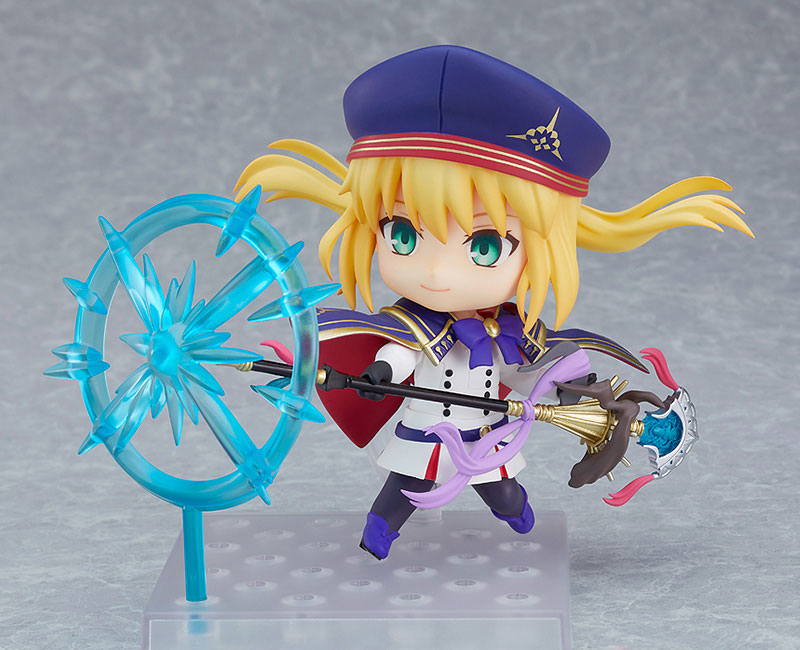 ねんどろいど『キャスター/アルトリア・キャスター』Fate/Grand Order デフォルメ可動フィギュア-003