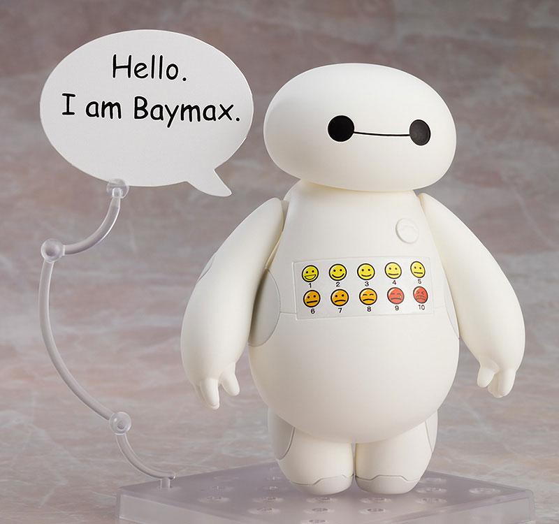 ねんどろいど『ベイマックス』デフォルメ可動フィギュア-005
