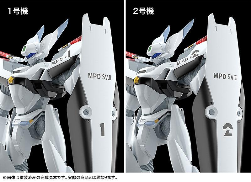 MODEROID『AV-0ピースメーカー』機動警察パトレイバー  1/60 プラモデル-006