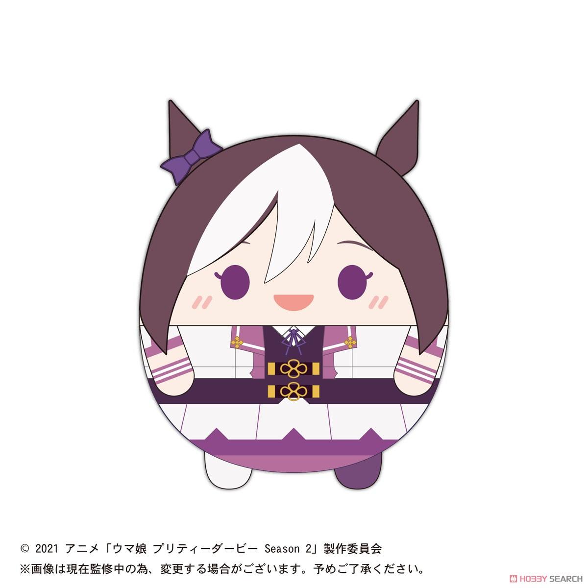 ウマ娘『TVアニメ ウマ娘 プリティーダービー Season2 ふわコロりん』8個入りBOX-003