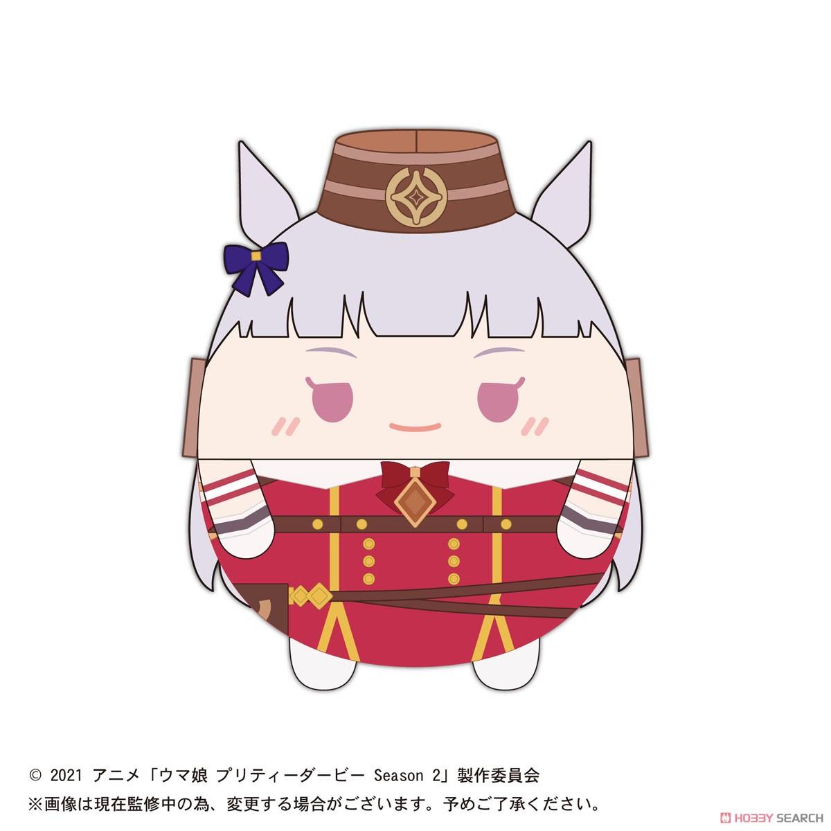 ウマ娘『TVアニメ ウマ娘 プリティーダービー Season2 ふわコロりん』8個入りBOX-004