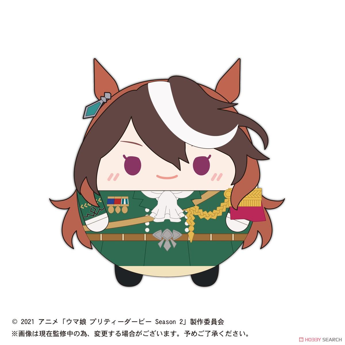 ウマ娘『TVアニメ ウマ娘 プリティーダービー Season2 ふわコロりん』8個入りBOX-006