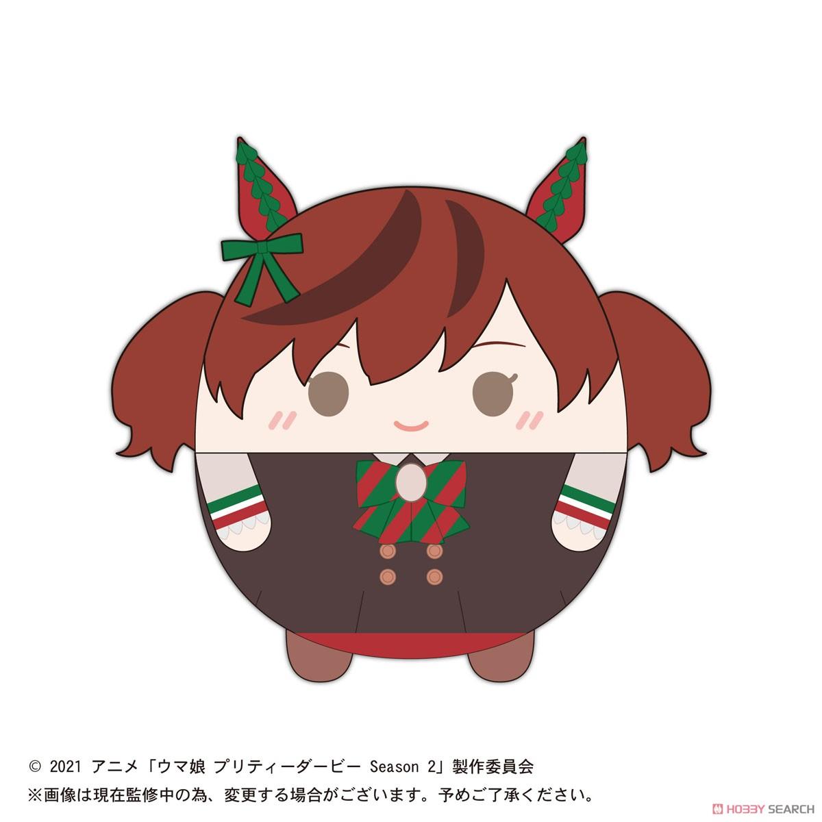 ウマ娘『TVアニメ ウマ娘 プリティーダービー Season2 ふわコロりん』8個入りBOX-008