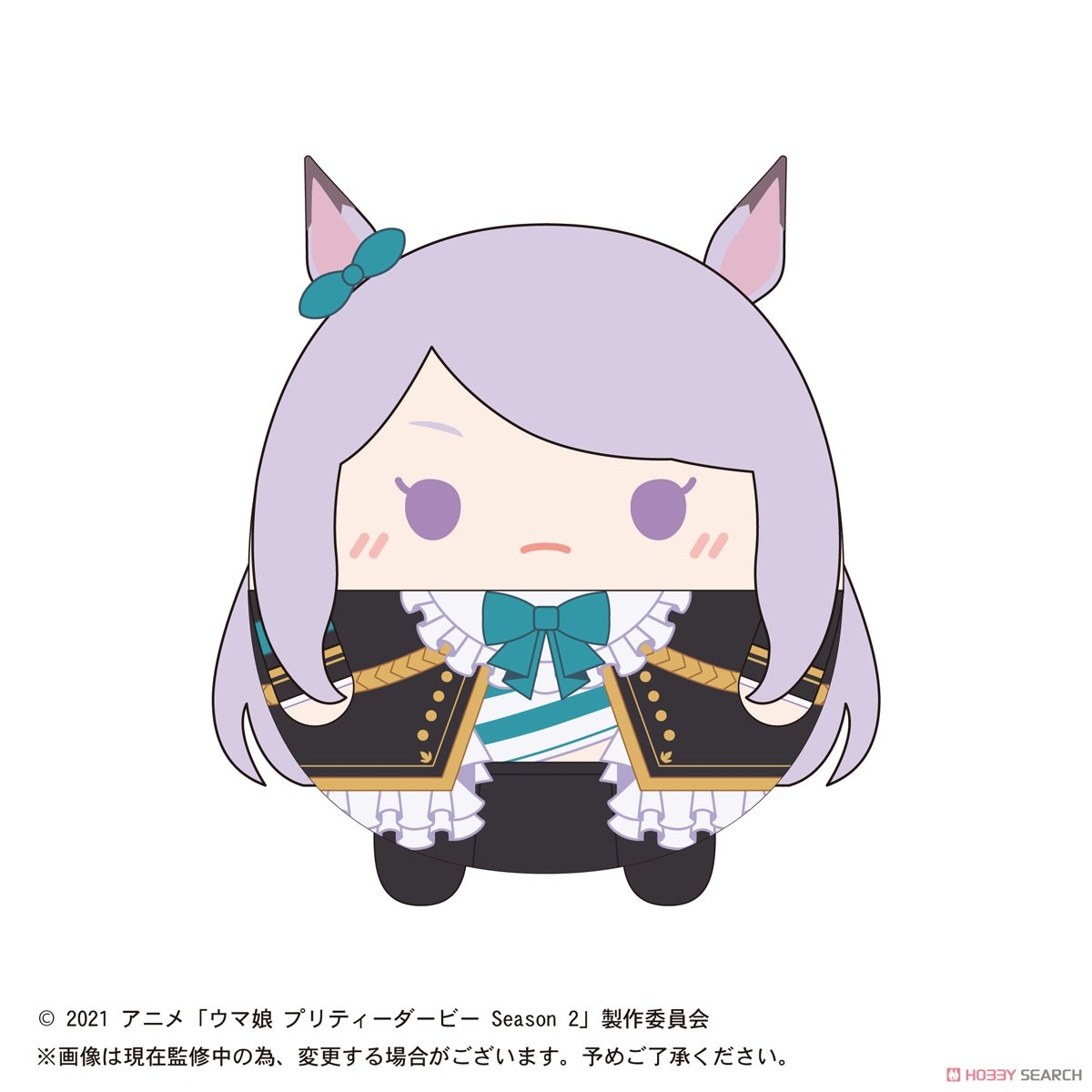 ウマ娘『TVアニメ ウマ娘 プリティーダービー Season2 ふわコロりん』8個入りBOX-011