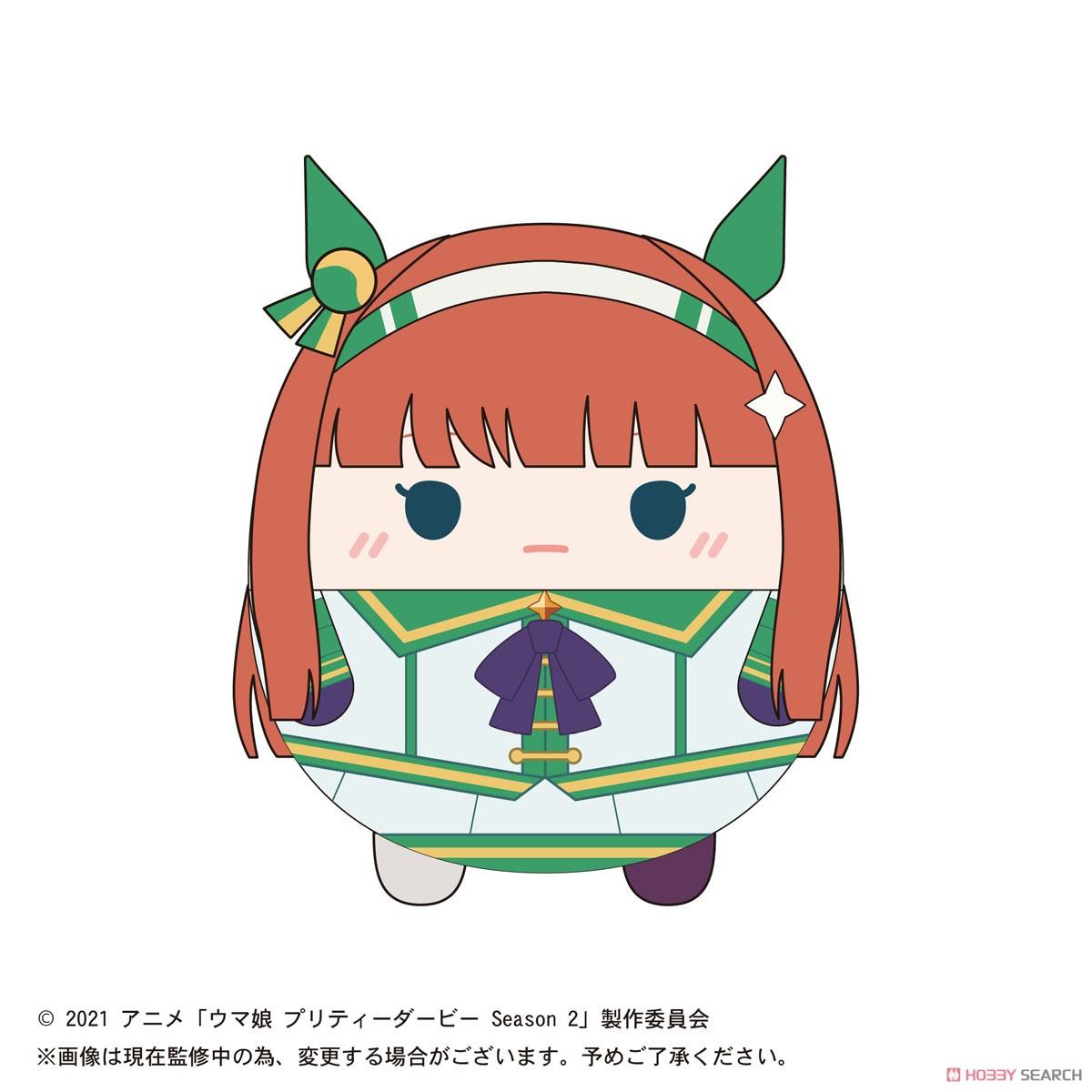 ウマ娘『TVアニメ ウマ娘 プリティーダービー Season2 ふわコロりん』8個入りBOX-012