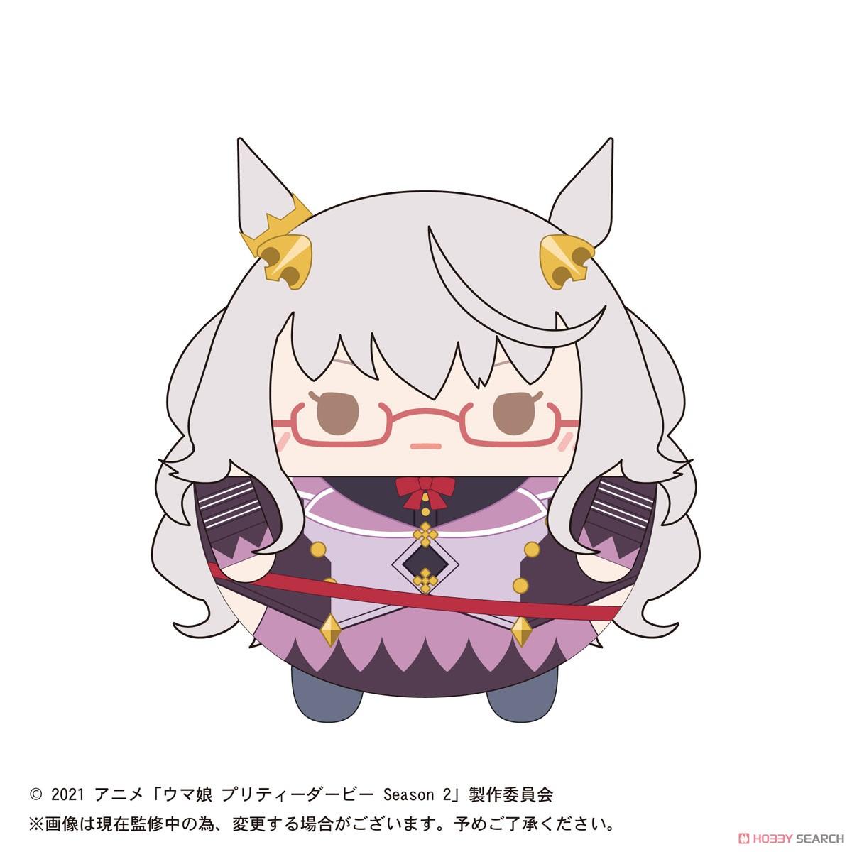 ウマ娘『TVアニメ ウマ娘 プリティーダービー Season2 ふわコロりん』8個入りBOX-015
