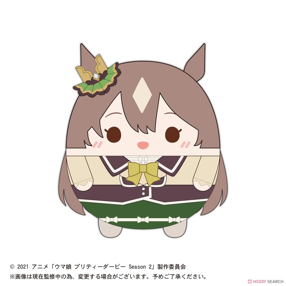 ウマ娘『TVアニメ ウマ娘 プリティーダービー Season2 ふわコロりん』8個入りBOX-018