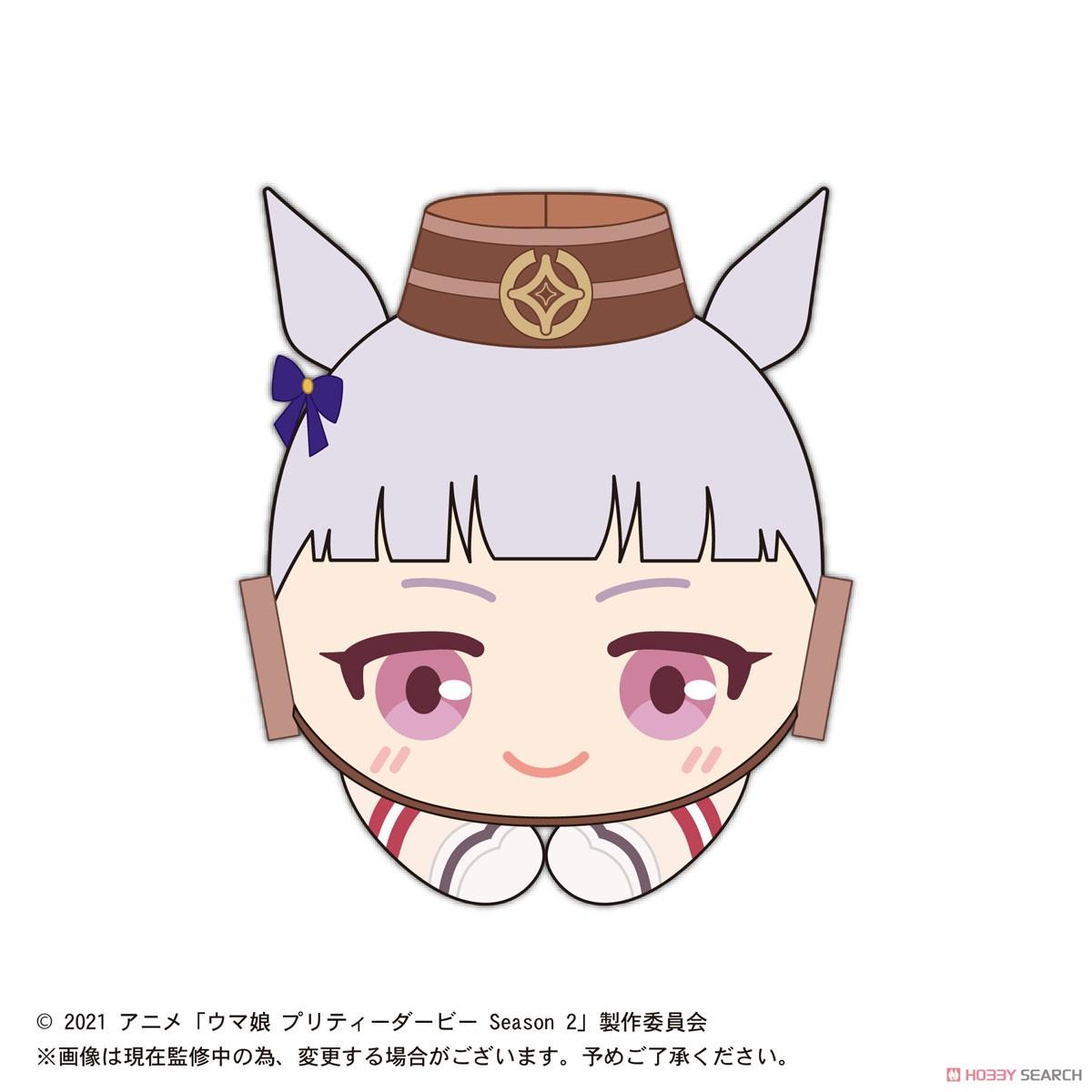 ウマ娘『TVアニメ ウマ娘 プリティーダービー Season2 はぐキャラコレクション』8個入りBOX-004