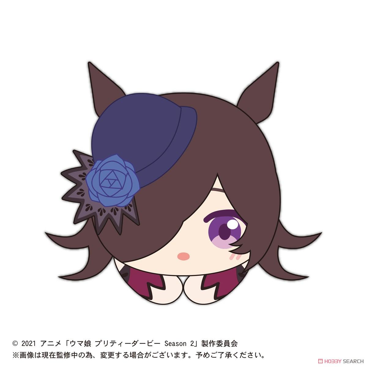 ウマ娘『TVアニメ ウマ娘 プリティーダービー Season2 はぐキャラコレクション』8個入りBOX-016