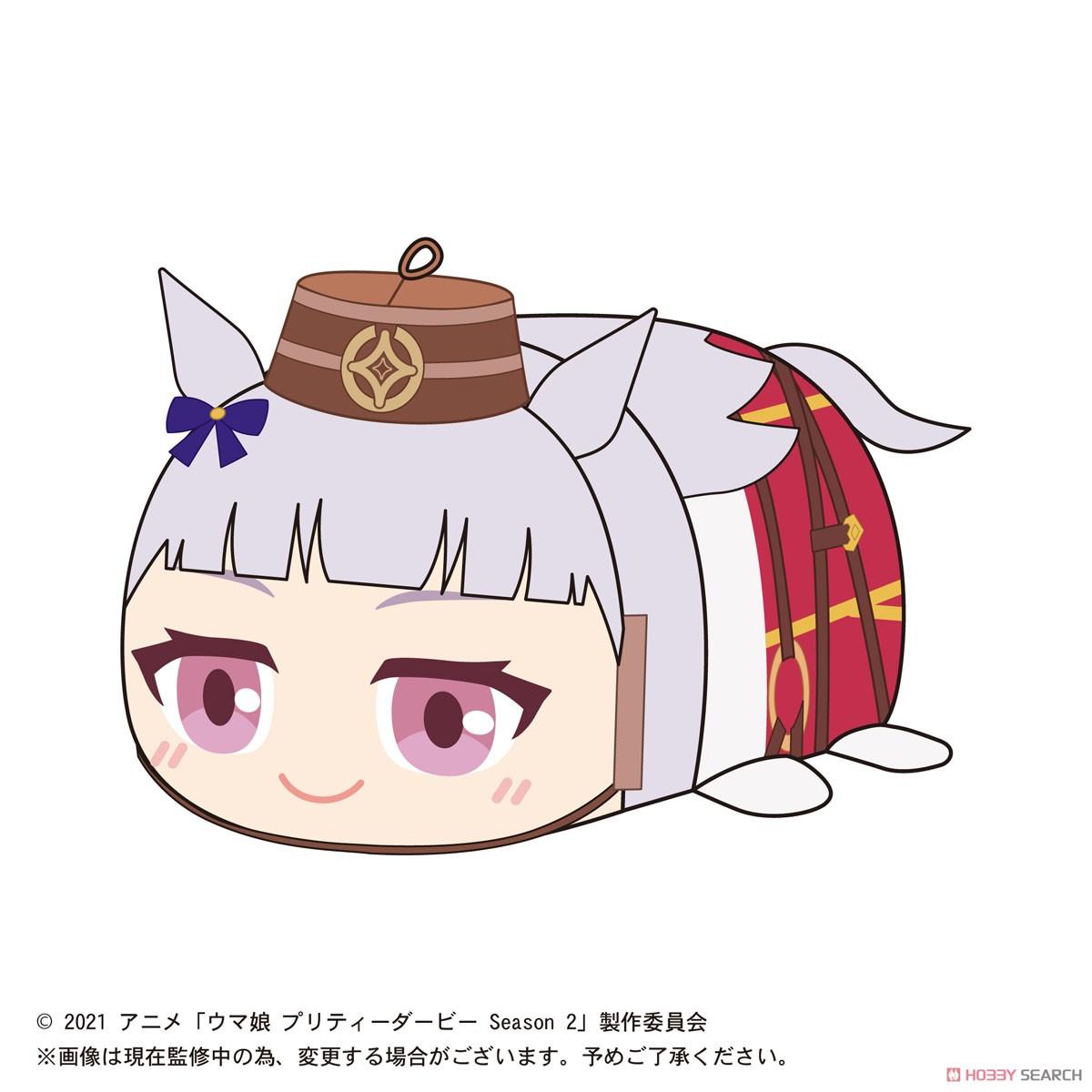 ウマ娘『TVアニメ ウマ娘 プリティーダービー Season2 ぽてコロマスコット』8個入りBOX-004