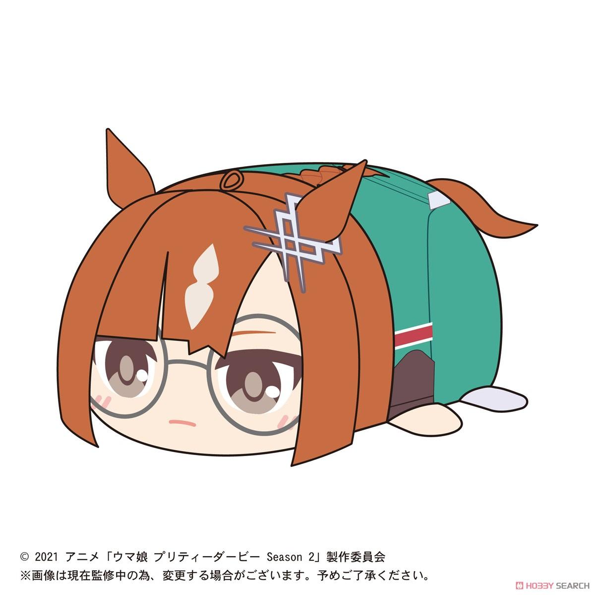 ウマ娘『TVアニメ ウマ娘 プリティーダービー Season2 ぽてコロマスコット』8個入りBOX-009