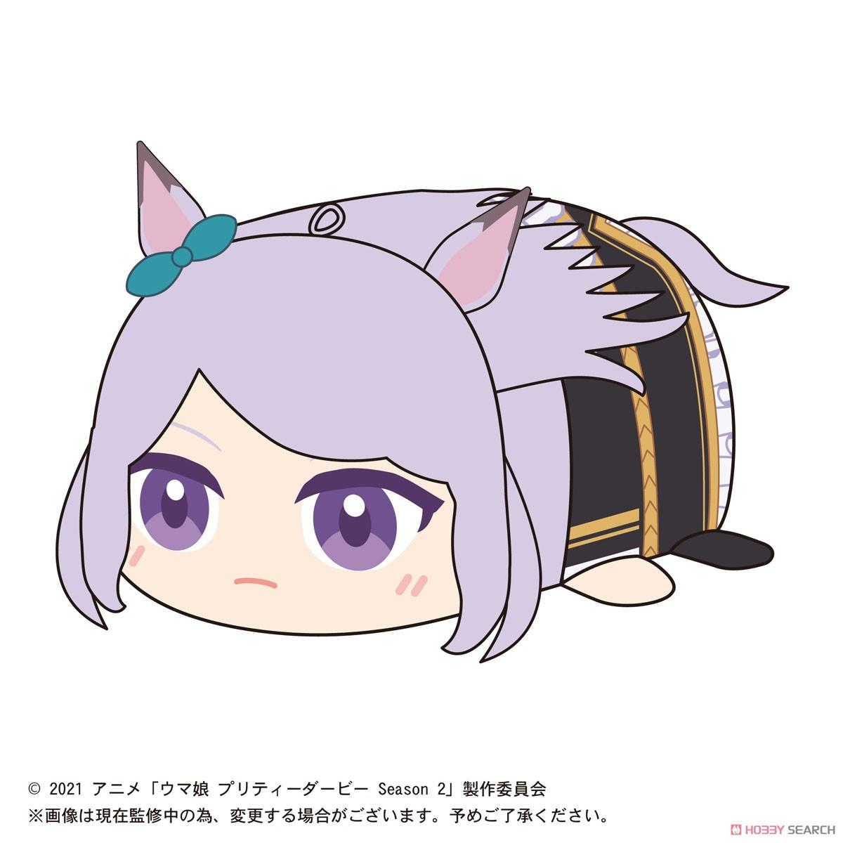 ウマ娘『TVアニメ ウマ娘 プリティーダービー Season2 ぽてコロマスコット』8個入りBOX-011
