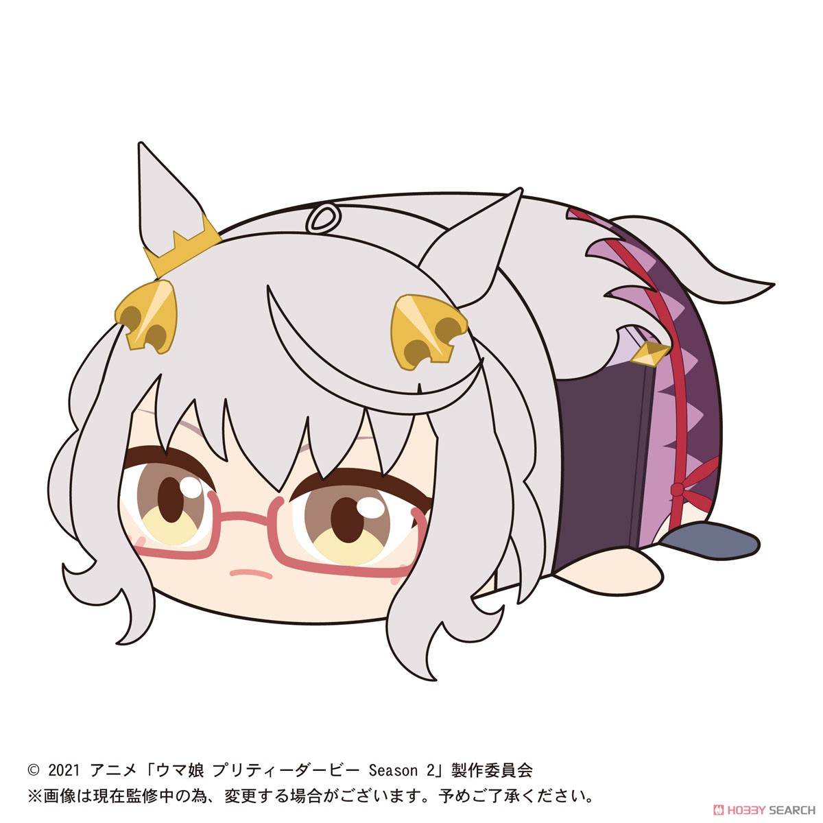 ウマ娘『TVアニメ ウマ娘 プリティーダービー Season2 ぽてコロマスコット』8個入りBOX-016