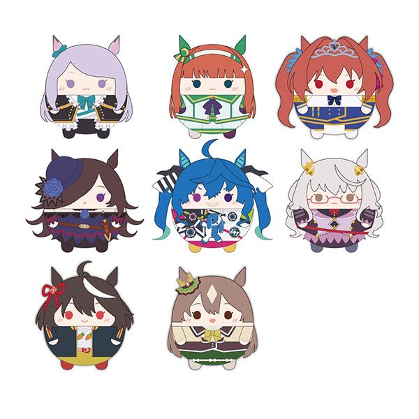 ウマ娘『TVアニメ ウマ娘 プリティーダービー Season2 ふわコロりん2』8個入りBOX