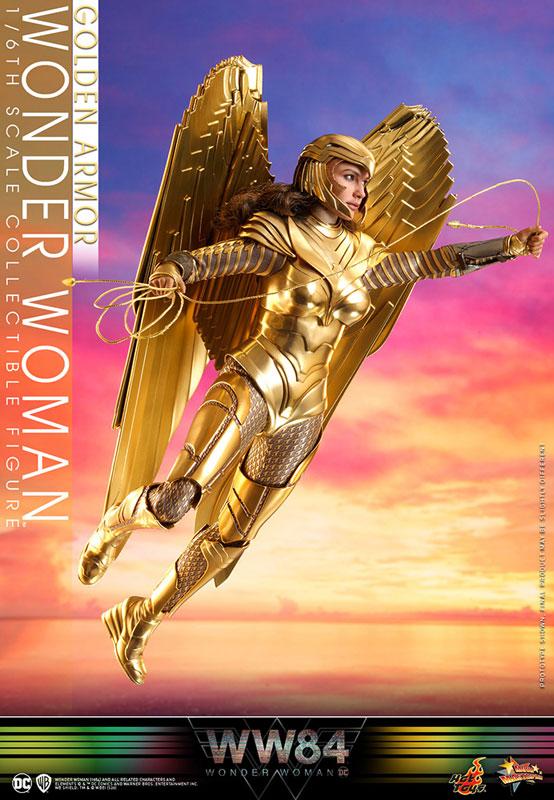 ムービー・マスターピース『ワンダーウーマン(ゴールドアーマー版)』ワンダーウーマン1984 1/6 可動フィギュア-006