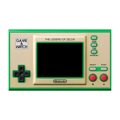 ゲーム&ウオッチ『ゼルダの伝説』ゲーム機