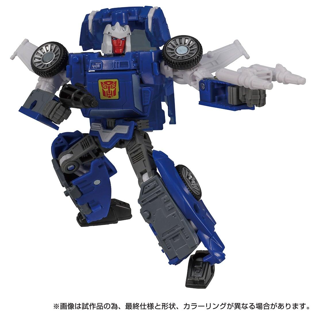 トランスフォーマー キングダム『KD-15 トラックス』可変可動フィギュア-001