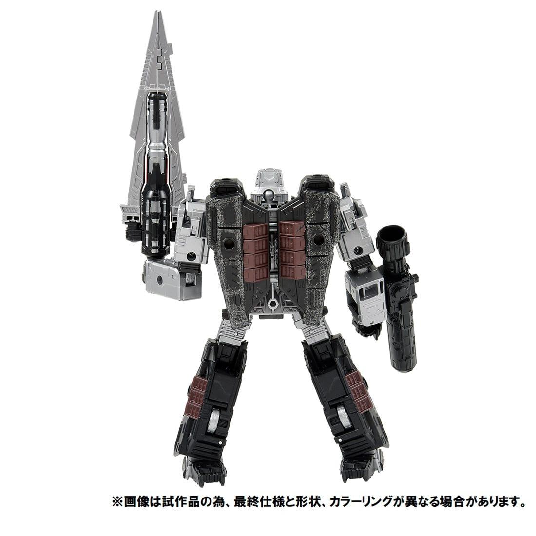 トランスフォーマー プレミアムフィニッシュ『PF WFC-02 メガトロン』可変可動フィギュア-002