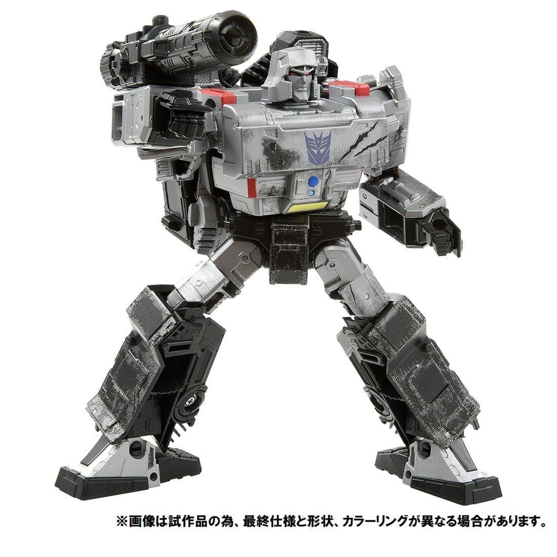 トランスフォーマー プレミアムフィニッシュ『PF WFC-02 メガトロン』可変可動フィギュア-003