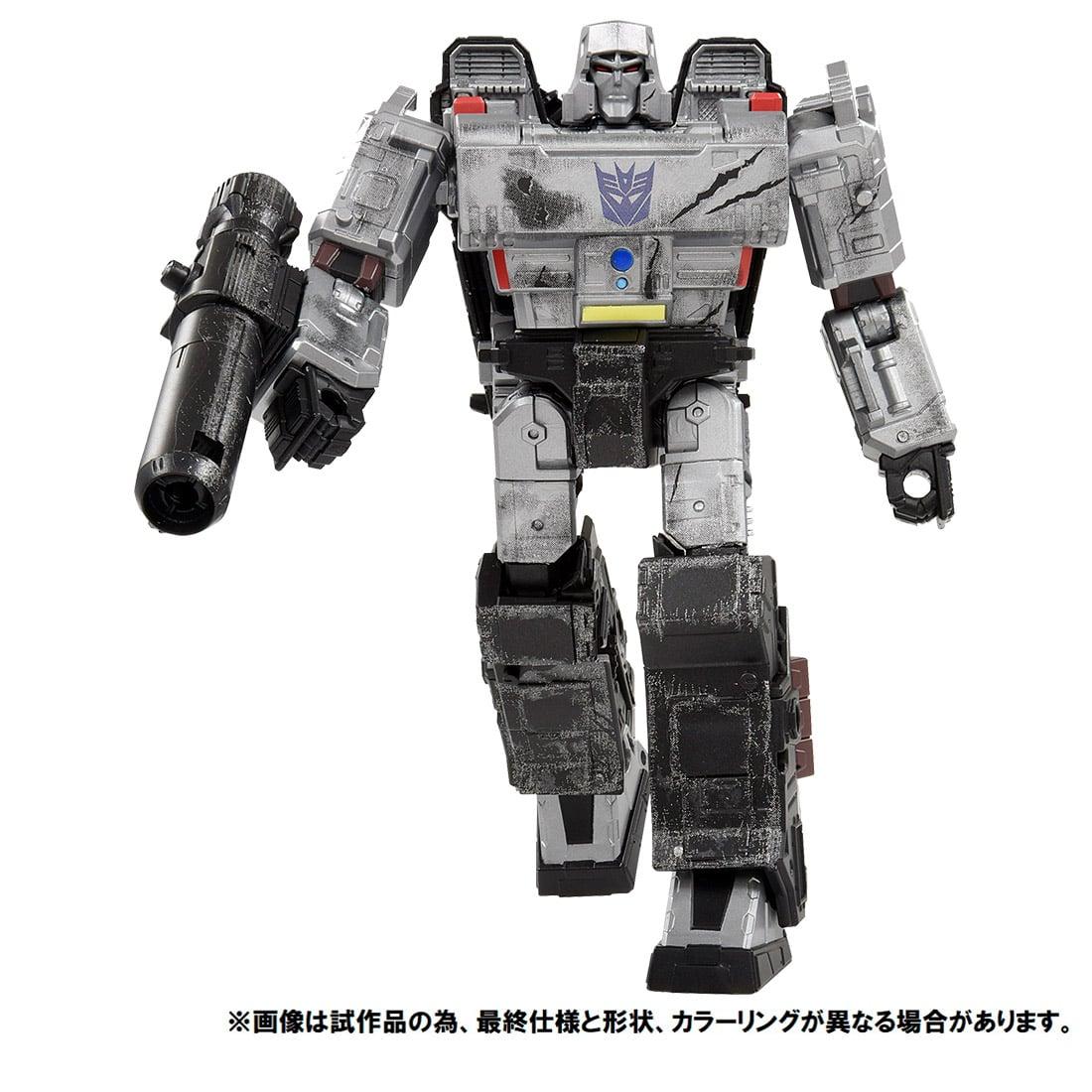 トランスフォーマー プレミアムフィニッシュ『PF WFC-02 メガトロン』可変可動フィギュア-004