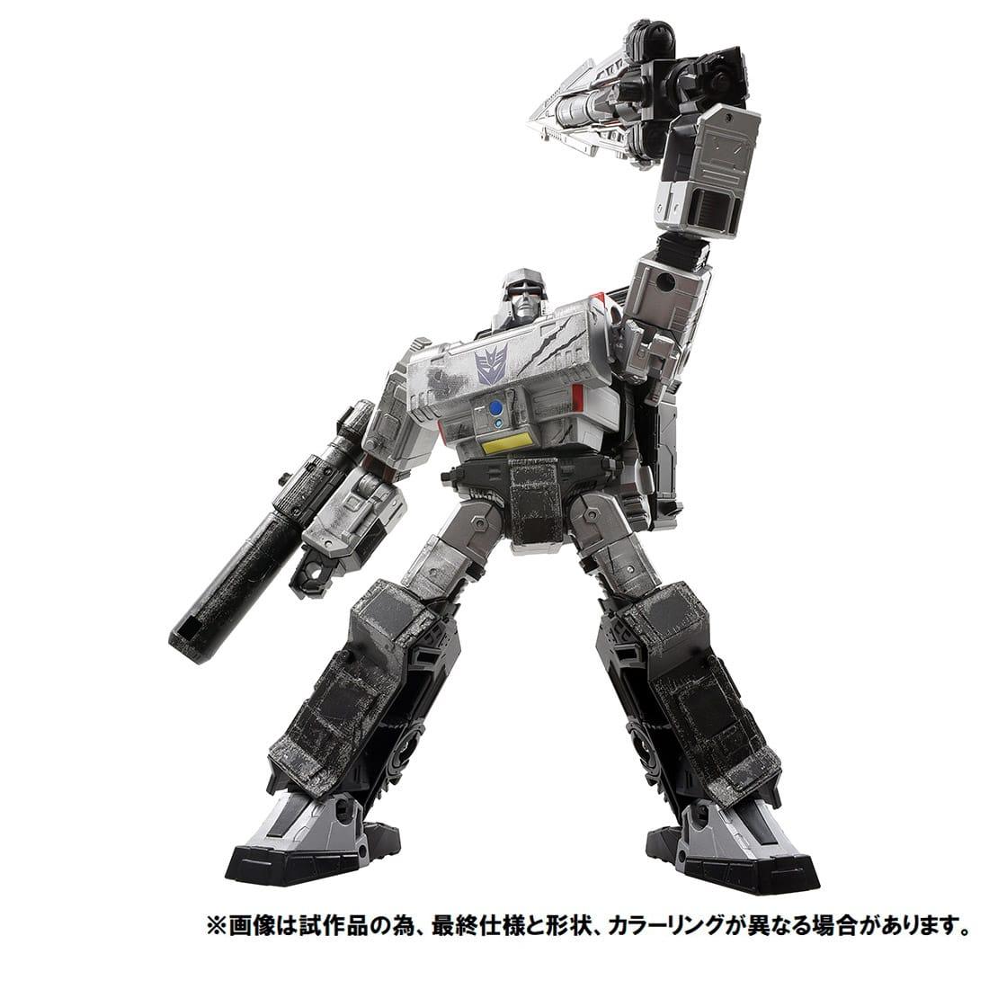 トランスフォーマー プレミアムフィニッシュ『PF WFC-02 メガトロン』可変可動フィギュア-007