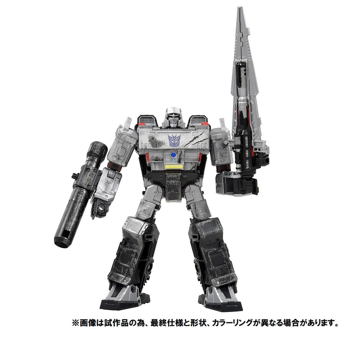 トランスフォーマー プレミアムフィニッシュ『PF WFC-02 メガトロン』可変可動フィギュア-008