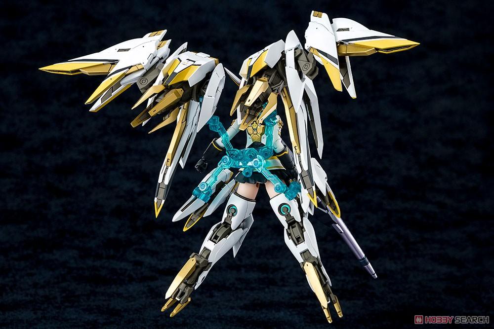 【再販】メガミデバイス × アリス・ギア・アイギス『金潟すぐみ』プラモデル-003