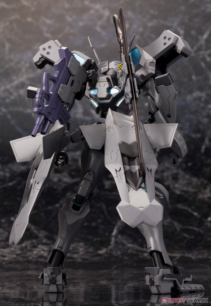 マブラヴ オルタネイティヴ『不知火 日本帝国仕様 フルオプションセット』プラモデル-002