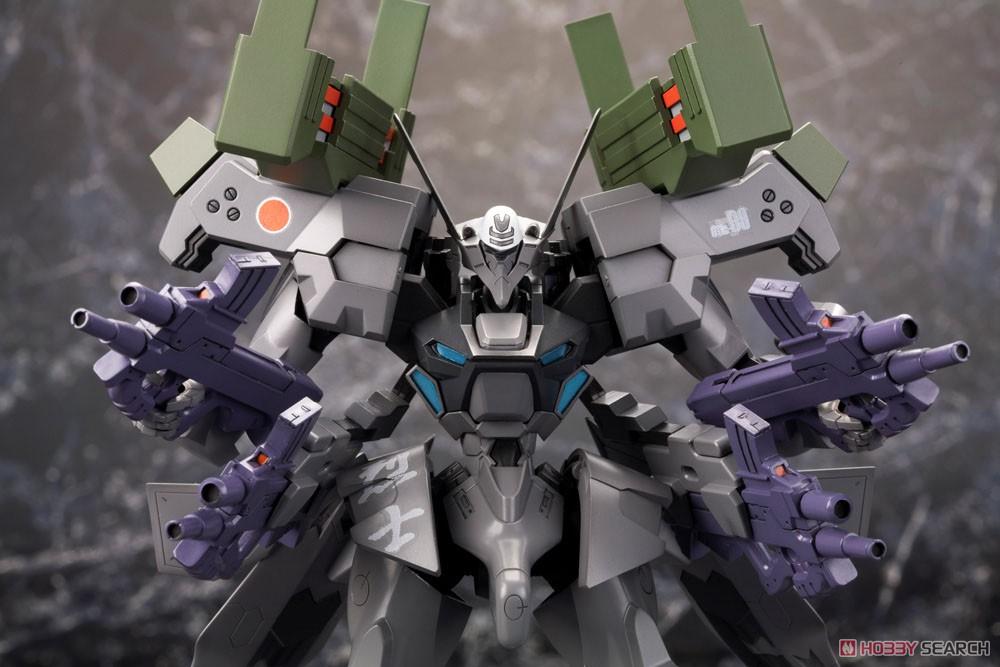 マブラヴ オルタネイティヴ『不知火 日本帝国仕様 フルオプションセット』プラモデル-016