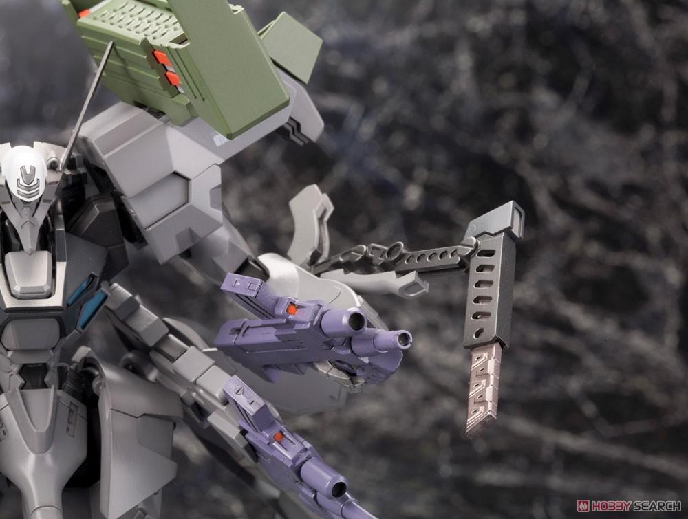 マブラヴ オルタネイティヴ『不知火 日本帝国仕様 フルオプションセット』プラモデル-019