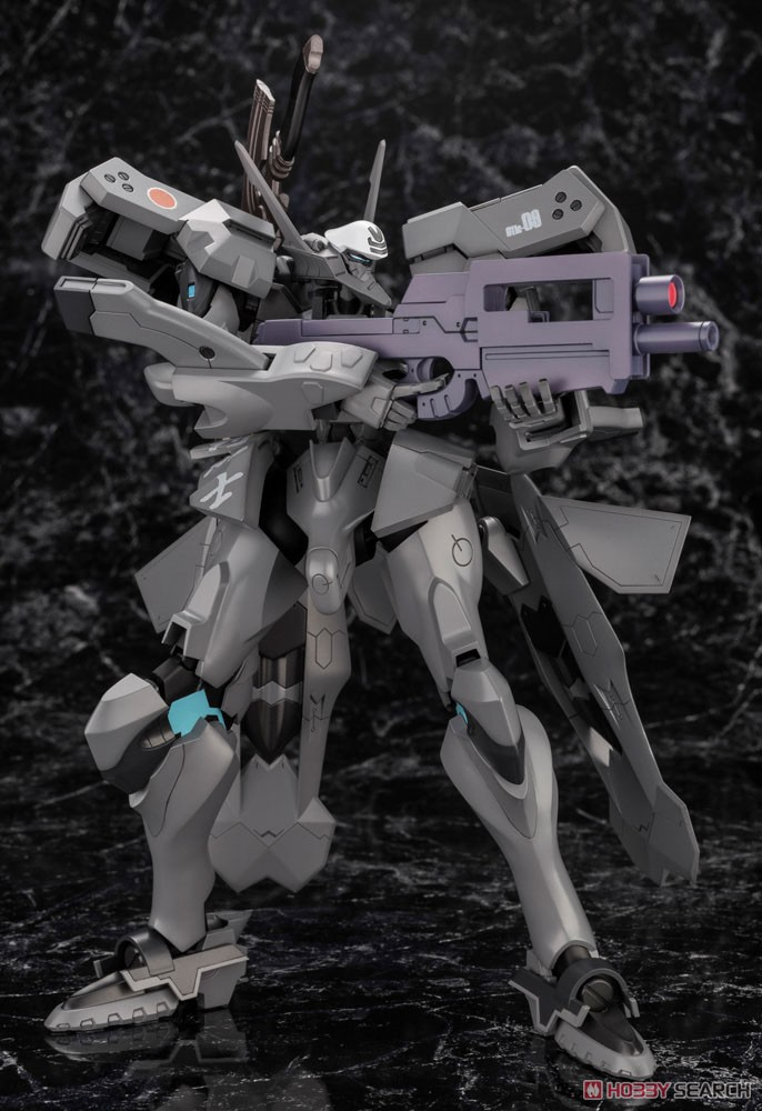 マブラヴ オルタネイティヴ『不知火 日本帝国仕様 フルオプションセット』プラモデル-020