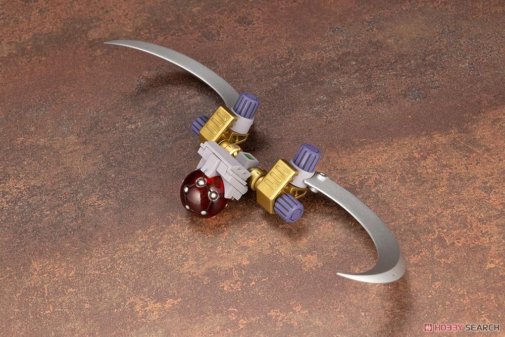 HMM『EZ-027 レイヴェンラプター』ゾイド 1/72 プラモデル-014