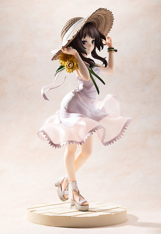 KDcolle『めぐみん ひまわりワンピースVer.』この素晴らしい世界に祝福を!紅伝説 1/7 完成品フィギュア-007