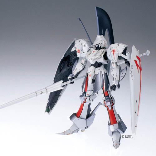 【再販】ファイブスター物語『レッドミラージュ サリオン騎』1/144 プラモデル