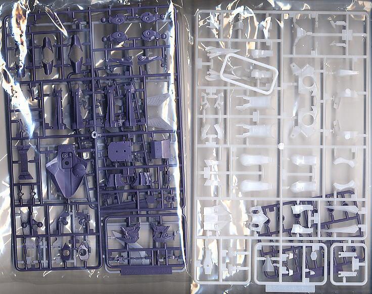 【再販】ファイブスター物語『レッドミラージュ サリオン騎』1/144 プラモデル-003