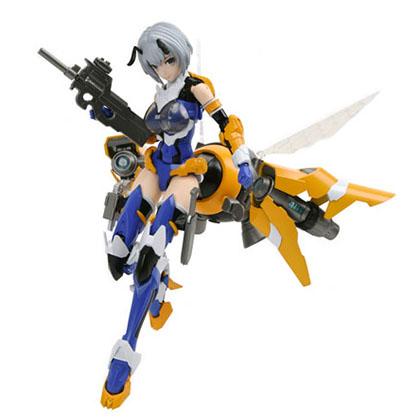 雛蜂-B.E.E『瑠璃』1/12 プラモデル