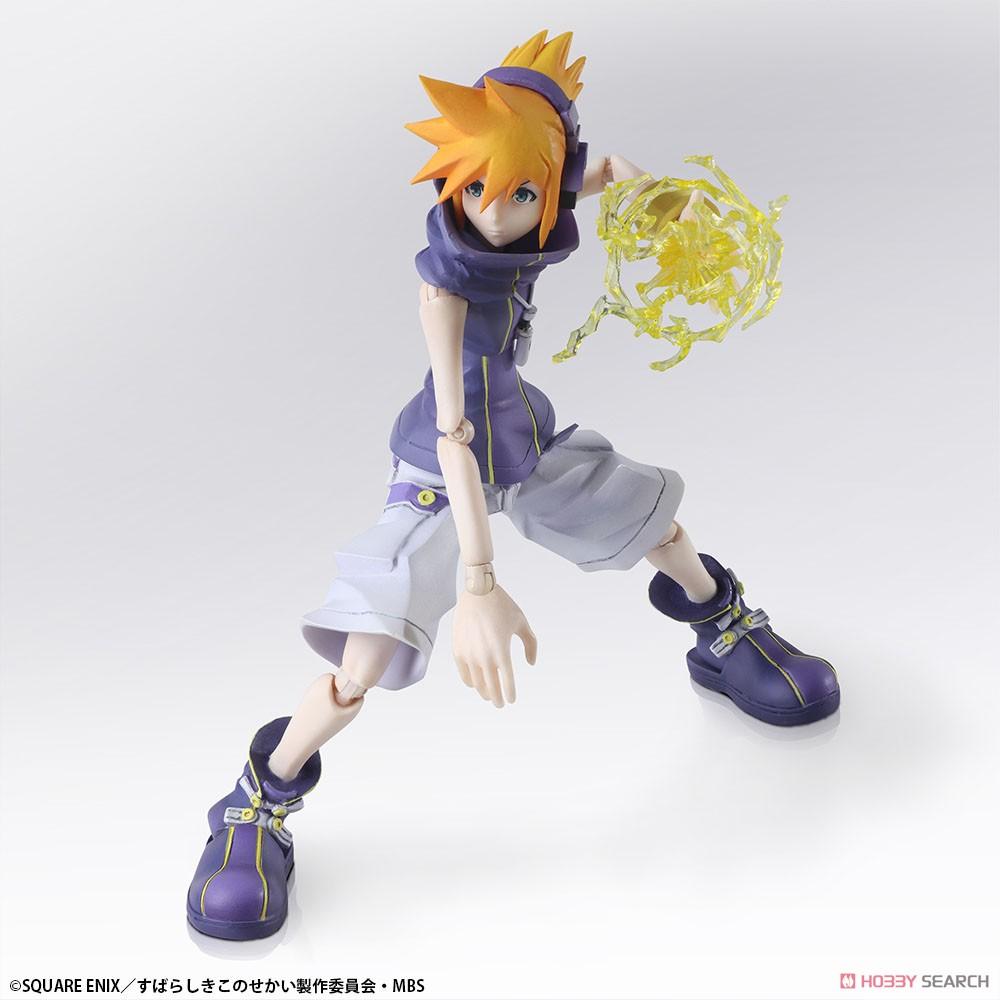 BRING ARTS ブリングアーツ『桜庭音操』すばらしきこのせかい The Animation 可動フィギュア-004