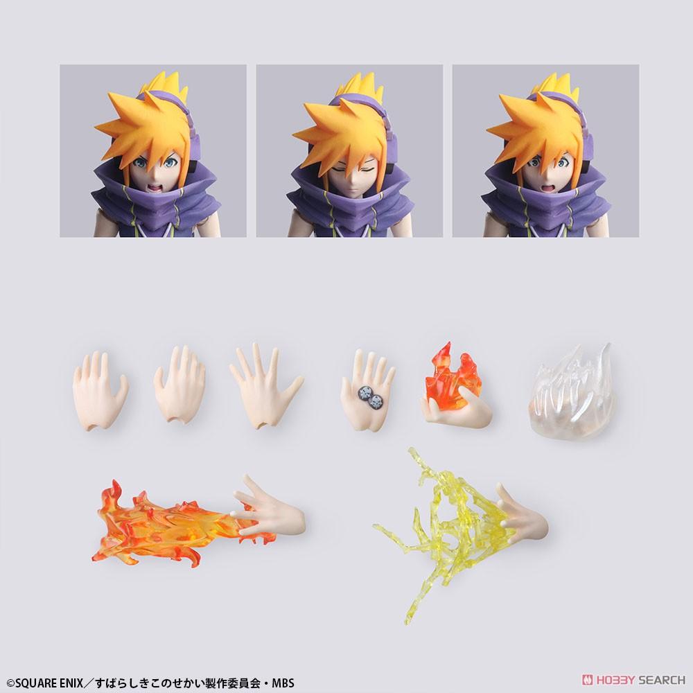 BRING ARTS ブリングアーツ『桜庭音操』すばらしきこのせかい The Animation 可動フィギュア-008