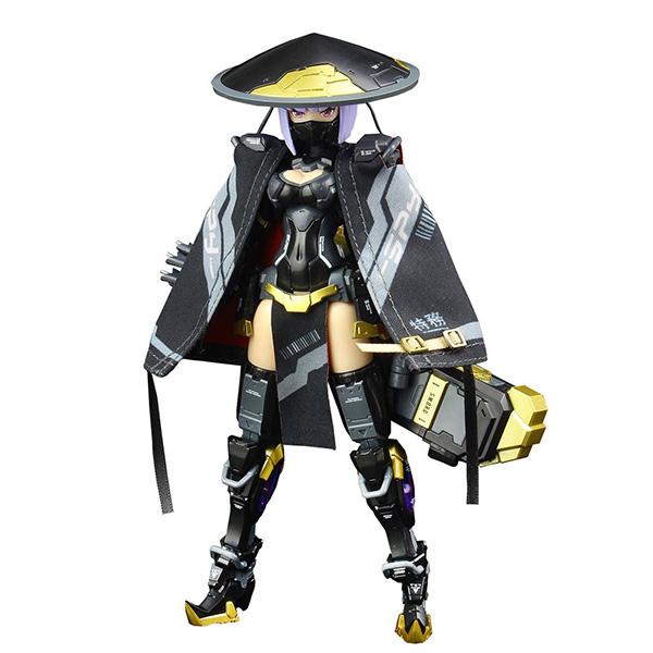 ATKガール『錦衣衛装甲少女 JW-059 ユニバーサルカラーVer.』1/12 プラモデル