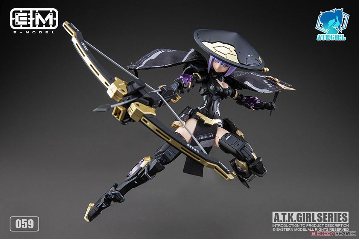 ATKガール『錦衣衛装甲少女 JW-059 ユニバーサルカラーVer.』1/12 プラモデル-016